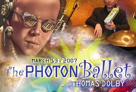 Photon Ballet postcard