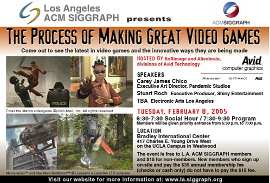 The Process of Making Great Video Games postcard